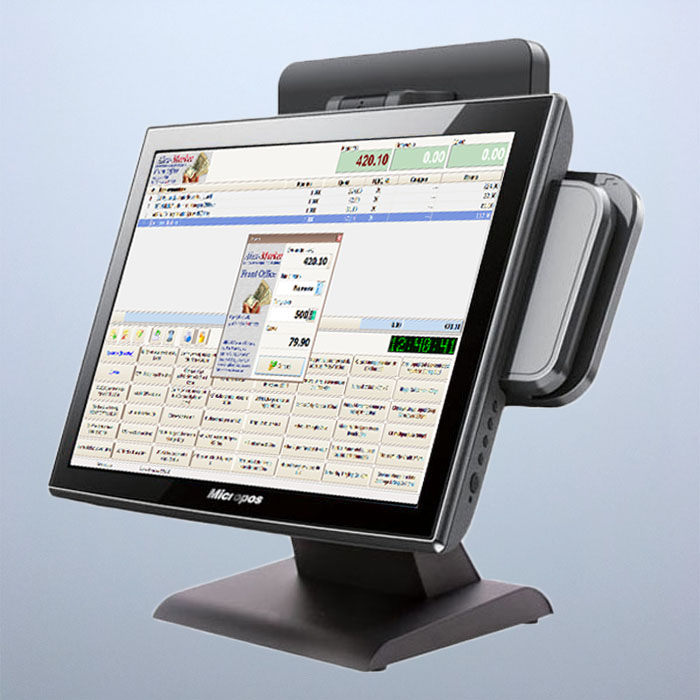 POS MICROPOS B15-I CAPACITIVE